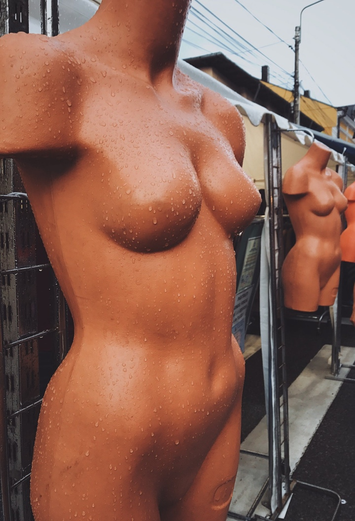 Naked and Free: Why are you so afraid of sexually liberatedwomen?