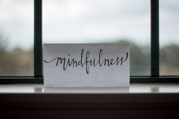 It's time to check in with your mindfulness.
