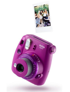 The perfect Christmas Gift for teens, for your daughter and for your friend. This polaroid camera is perfect for festivals and special memories