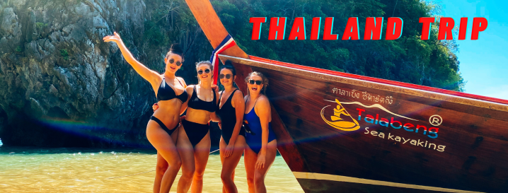 Lockdown Wanderlust- My Travels in Thailand